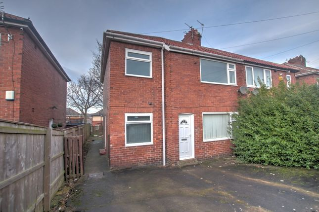 Thumbnail Flat for sale in Howdene Road, Denton Burn, Newcastle Upon Tyne