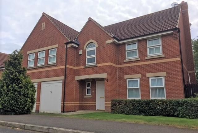 Thumbnail Detached house for sale in Wilkinson Way, Scunthorpe