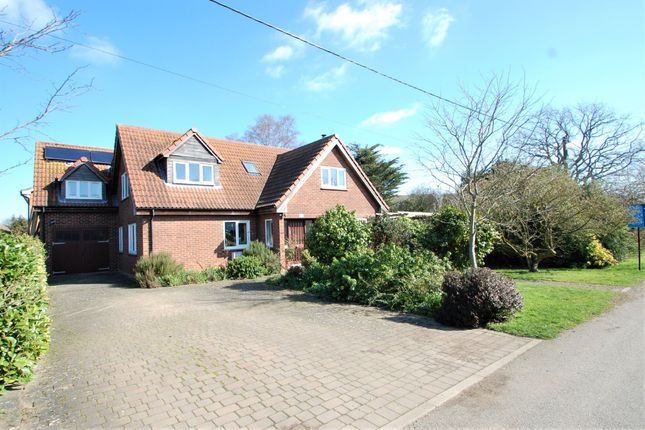 Thumbnail Detached house for sale in Pennsylvania Lane, Tiptree, Colchester