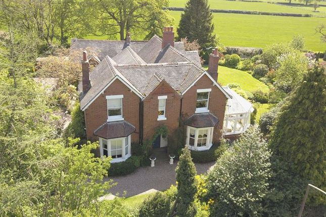 Thumbnail Detached house for sale in Sandon Road, Hilderstone, Stone