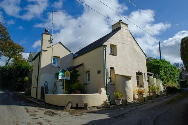 Thumbnail Detached house for sale in St Teath, Bodmin, Cornwall