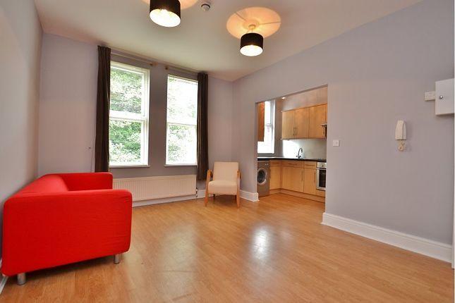 Thumbnail Flat to rent in Brookfield Avenue, Harehills, Leeds