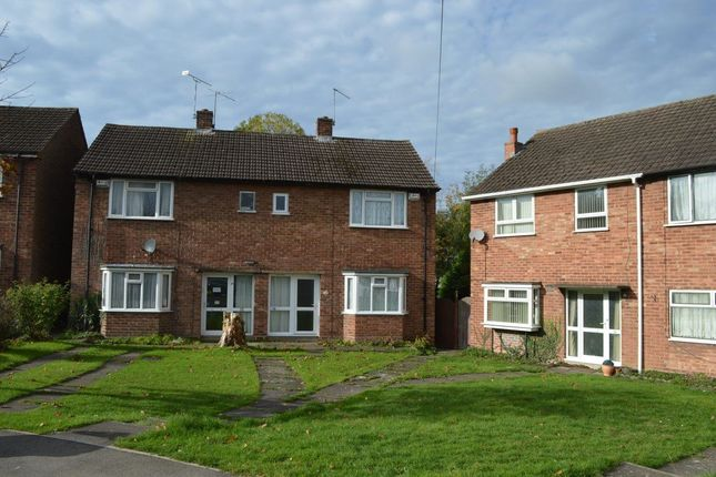 Thumbnail Semi-detached house to rent in Salcombe Close, Willenhall, Coventry