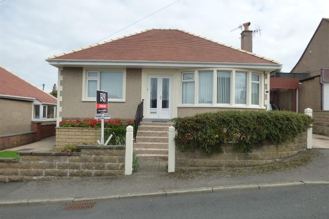 Thumbnail Detached bungalow for sale in Wilson Grove, Heysham, Morecambe
