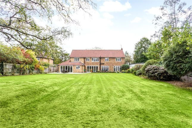 Thumbnail Detached house for sale in Martinsend Lane, Great Missenden, Buckinghamshire