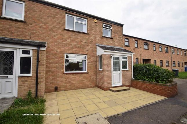 Thumbnail End terrace house for sale in Dunstalls, Harlow, Essex
