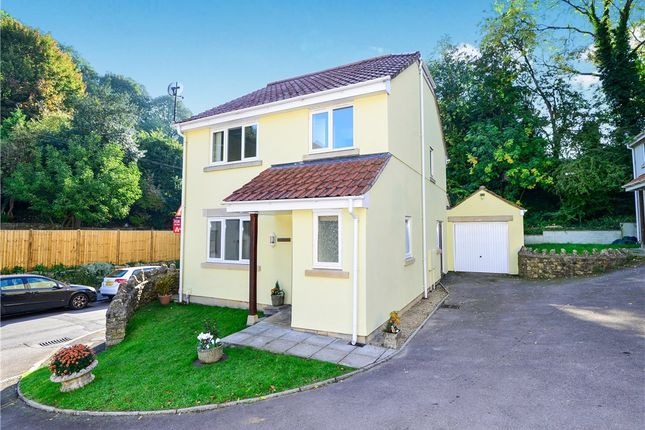 Thumbnail Detached house for sale in Lukes Close, Coombend, Radstock.