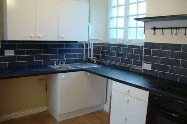 Thumbnail Flat to rent in Middle Street, Chepstow