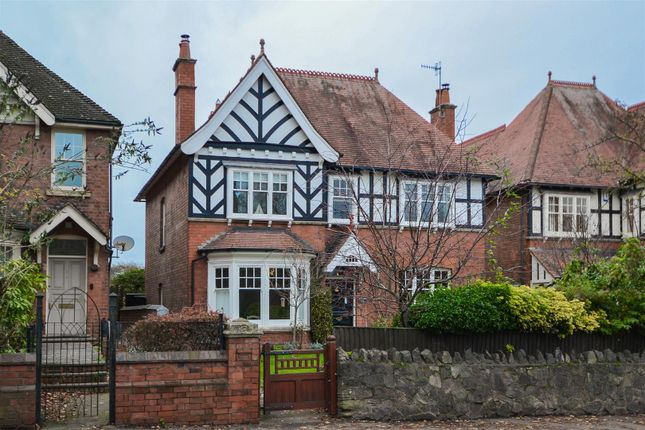 Thumbnail Detached house for sale in Worcester Road, Malvern