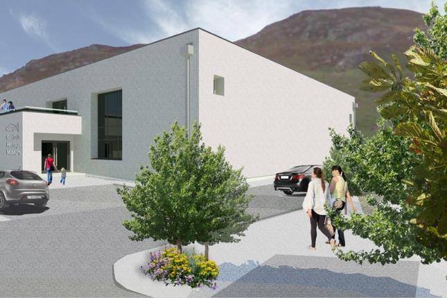 Thumbnail Retail premises to let in Gairloch Museum, Retail Development, Achtercairn, Gairloch