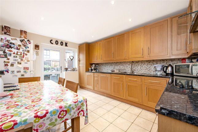 Kitchen of Roffey Street, London E14