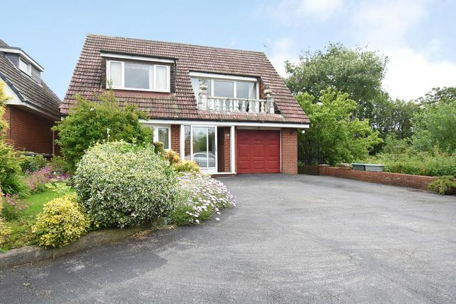 Thumbnail Detached house for sale in Warrenside Close, Ramsgreave, Blackburn