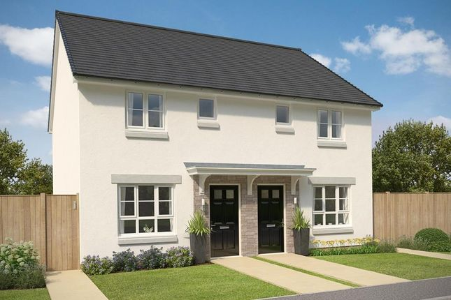 """3 bedroom semi-detached house for sale in """"Fasque 1"""" at Mey Avenue, Inverness"""