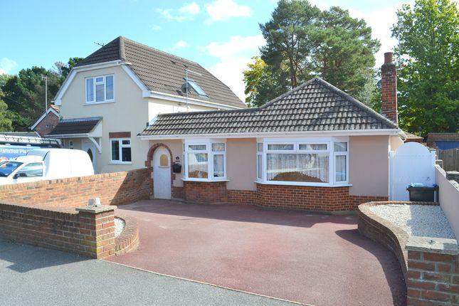 Thumbnail Detached bungalow for sale in Guest Avenue, Branksome, Poole