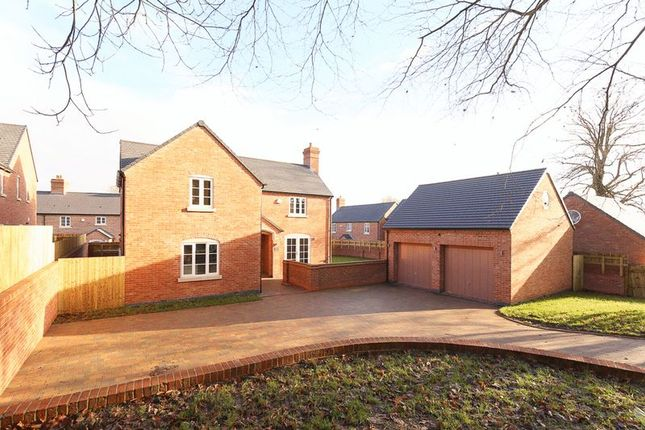 Thumbnail Detached house for sale in Arbor House, Farm Lane, Horsehay