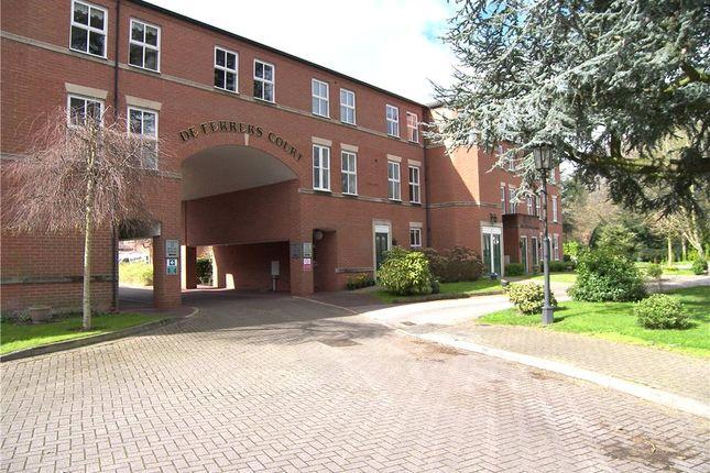Thumbnail Flat to rent in Flat 18, De Ferrers Court, Tamworth Street