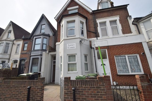 Thumbnail Terraced house to rent in London Road, Portsmouth