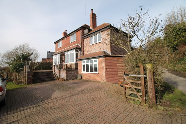Thumbnail Detached house for sale in Ricket Lane, Blidworth, Mansfield