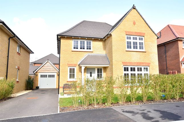 Thumbnail Detached house for sale in Conway Drive, Bishops Cleeve, Cheltenham, Gloucestershire