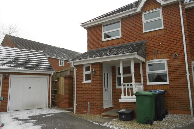 3 bed semi-detached house to rent in Windsor Drive, Westbury
