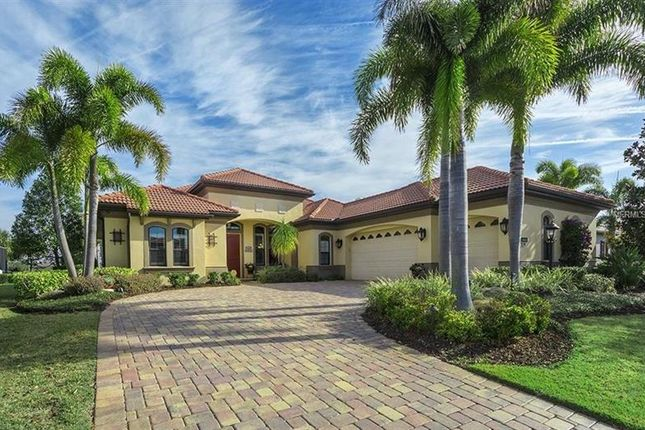 Thumbnail Property for sale in 14619 Leopard Creek Pl, Lakewood Ranch, Florida, 34202, United States Of America