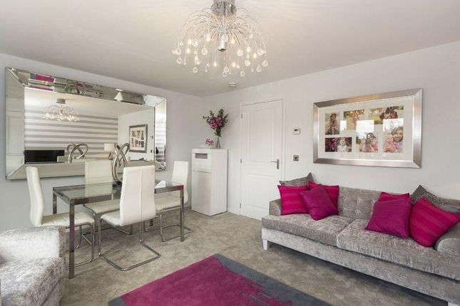 """3 bedroom terraced house for sale in """"Gairloch"""" at Glassford Road, Strathaven"""