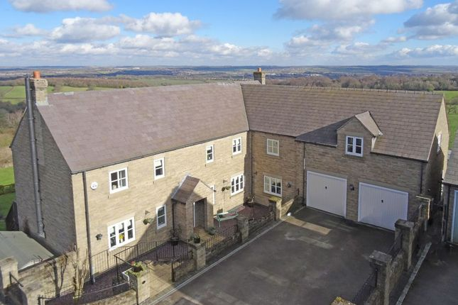 Thumbnail Detached house for sale in Tinkley Lane, Alton, Chesterfield, Derbyshire