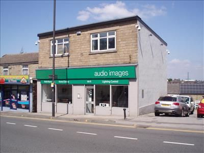 Thumbnail Retail premises to let in Audio Images, 40-42 Sheffield Road, Barnsley