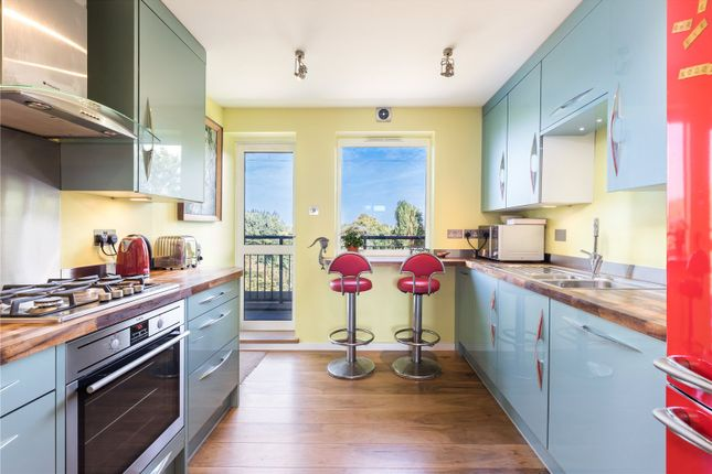 Kitchen of Edensor Gardens, London W4