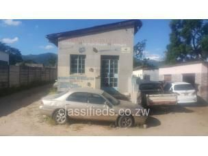 Thumbnail Office for sale in Cbd, Mutare, Zimbabwe