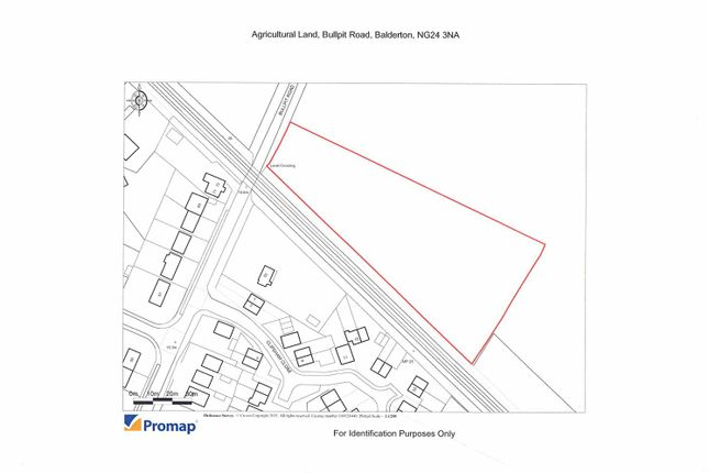 Promap of Bullpit Road, Balderton, Newark NG24