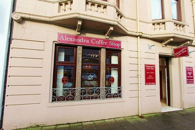 Thumbnail Terraced house for sale in Alexandra Coffee Shop, George Street, Stranraer