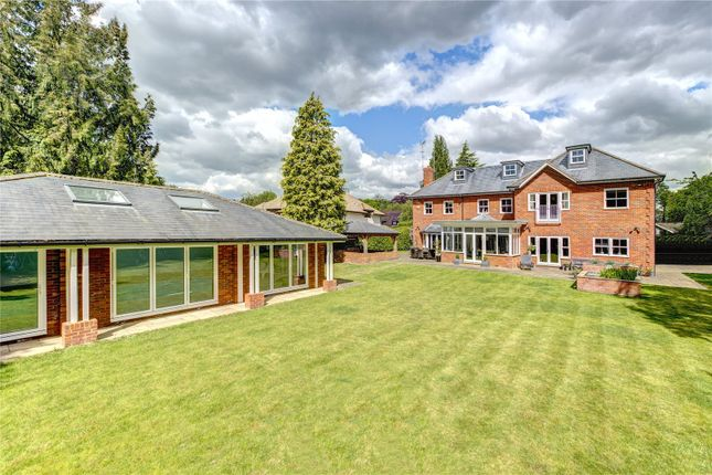 6 bed detached house for sale in Ladywood Close, Loudwater, Rickmansworth, Hertfordshire