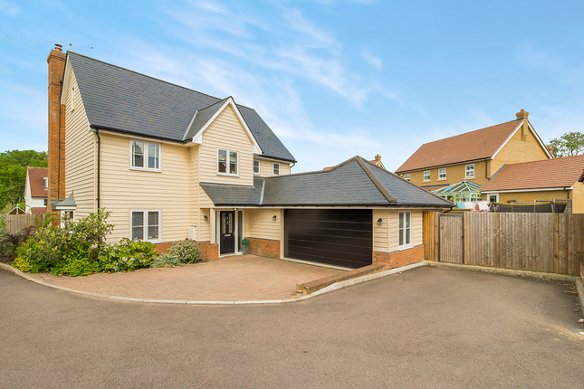 Thumbnail Detached house for sale in Deacons Place, Buntingford