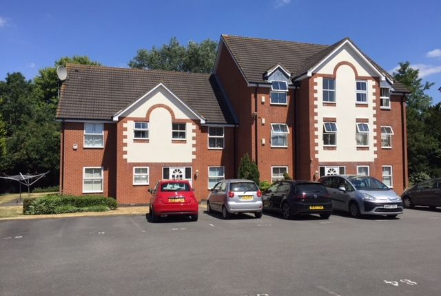 Thumbnail Flat to rent in Windsor Court, Wilson Green, Coventry