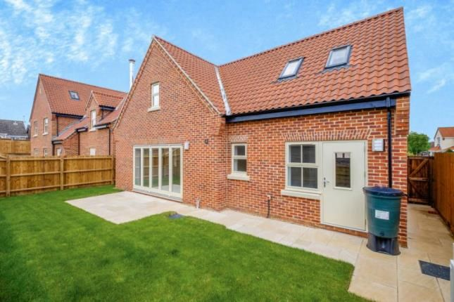 Thumbnail Detached house for sale in Off Old Farm Road, Beccles, Suffolk