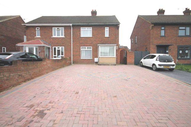 Thumbnail Semi-detached house for sale in Spielman Road, Dartford