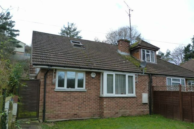 Thumbnail Semi-detached bungalow for sale in Boundary Road, Loudwater, High Wycombe