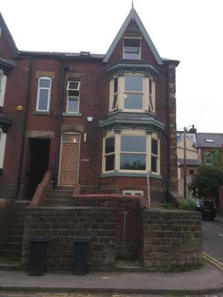 Thumbnail Duplex to rent in Sharrowvale Rd, Sheffield