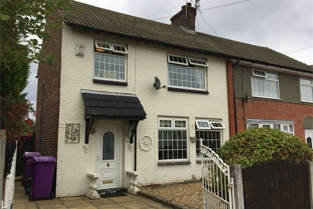 Semi-detached house for sale in Waldgrave Road, Liverpool, Merseyside