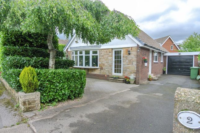 Thumbnail Detached house for sale in St Marys Rise, Netherthong, Holmfirth