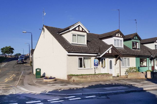 Thumbnail Bungalow for sale in Pondhead, Pill, North Somerset