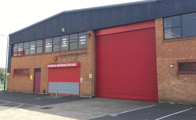 Thumbnail Light industrial to let in Unit 2, Nelson Trade Park, The Path, Merton, London