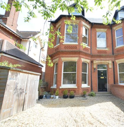 Thumbnail Semi-detached house for sale in Stanley Avenue, Norwich