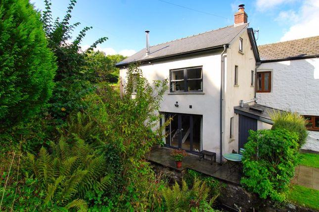 Thumbnail Cottage for sale in Twyn Allwys Road, Govilon, Abergavenny