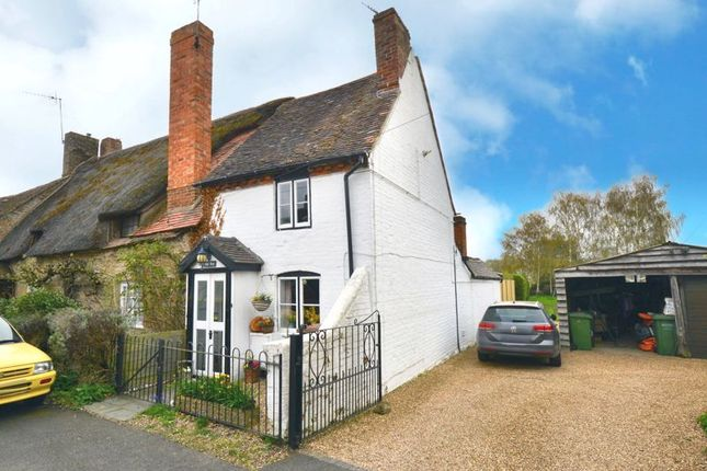 Thumbnail Semi-detached house for sale in Church Street, Offenham, Evesham