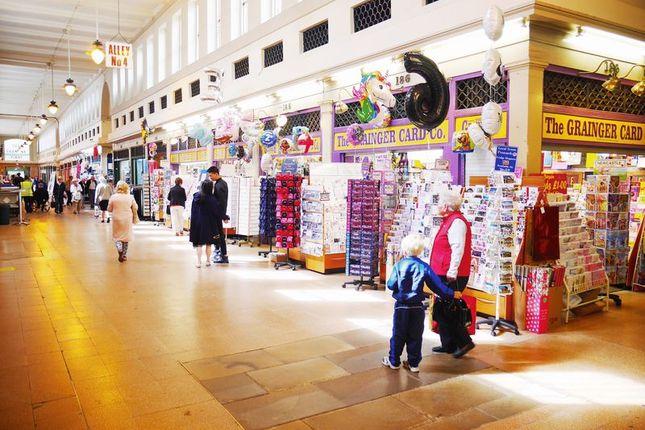 Retail premises for sale in The Grainger Card Company, Unit 183-186, Grainger Market