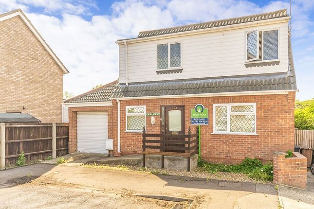 Thumbnail Detached house to rent in Fairmead Way, Peterborough