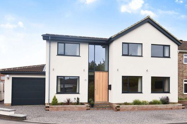 Thumbnail Detached house for sale in Southfield Drive, Sutton Courtenay, Abingdon