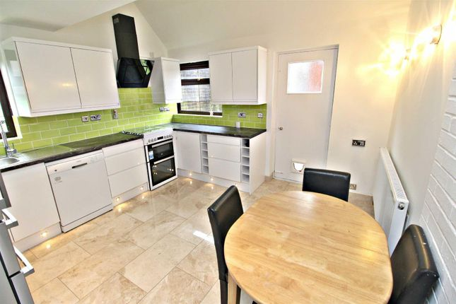 Thumbnail 3 bed semi-detached house to rent in Arncliffe Drive, Heelands, Milton Keynes
